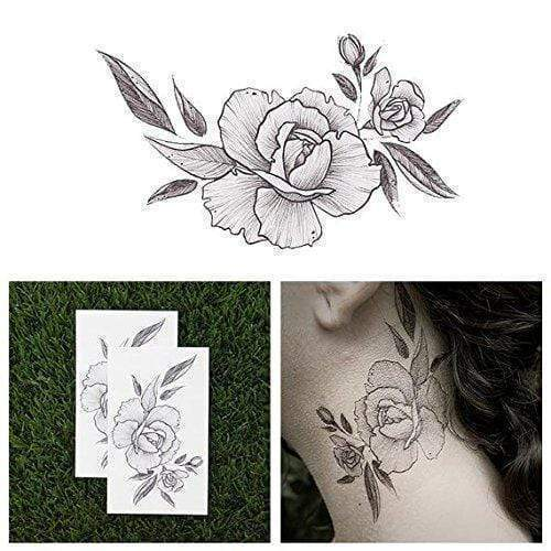 Complete Roses Collection-Tattoos-Tattify