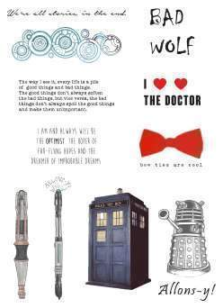Doctor Who-Tattify