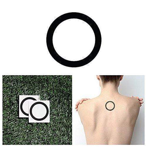 Going Circles Collection Roundabout-Tattoo-Tattify
