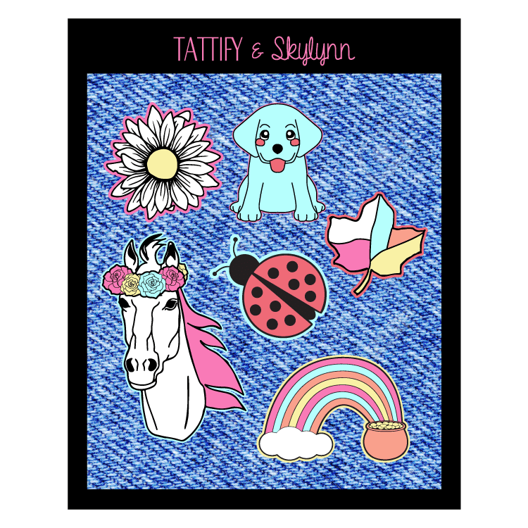 Skylynn Nature-Tattify