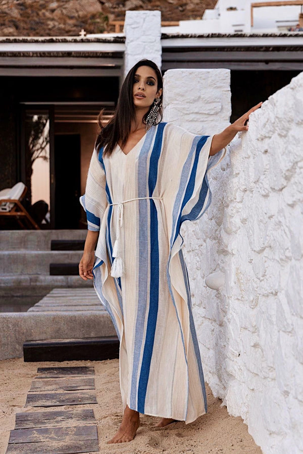 Beach Caftan Dress