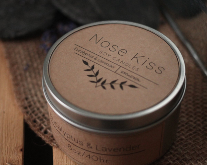 Nose Kiss | Soy Wax Candles 8oz