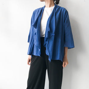 Open image in slideshow, Sasaki Gallery | SSK 14 SUMMER CARDIGAN