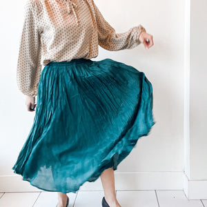 Open image in slideshow, Capri | Crinkle Skirt