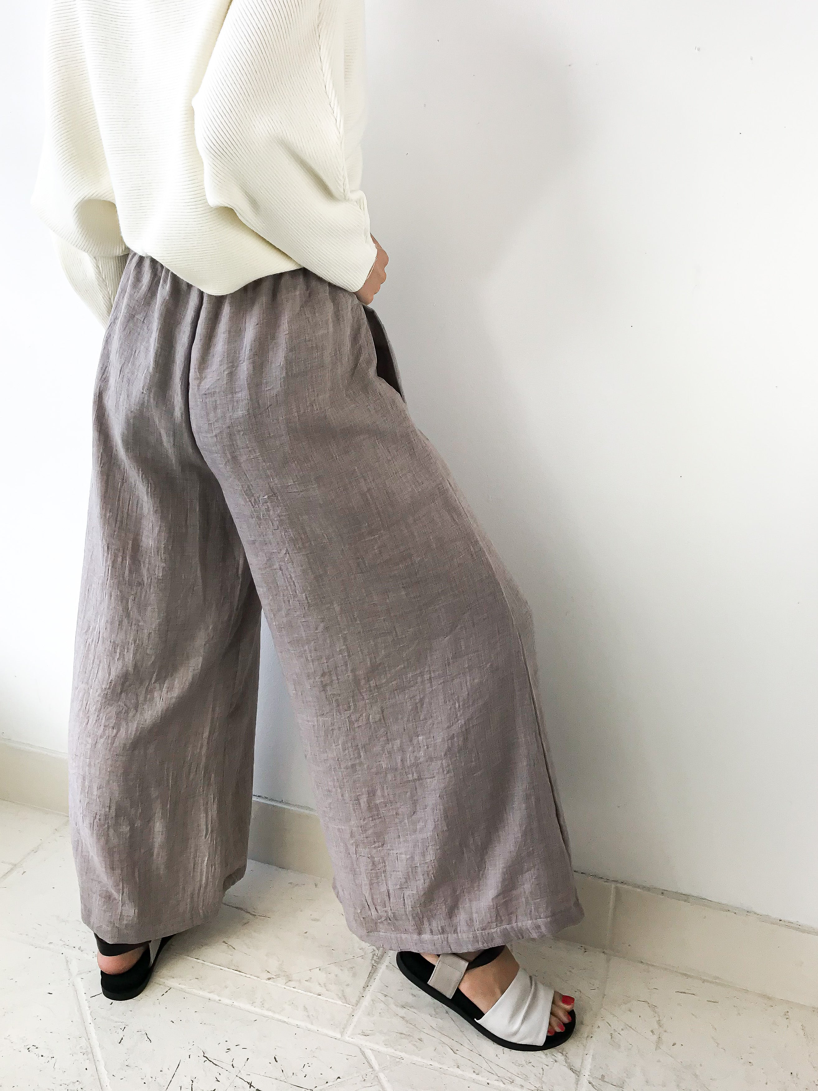 Cosmo's | 808 Trouser - Oat