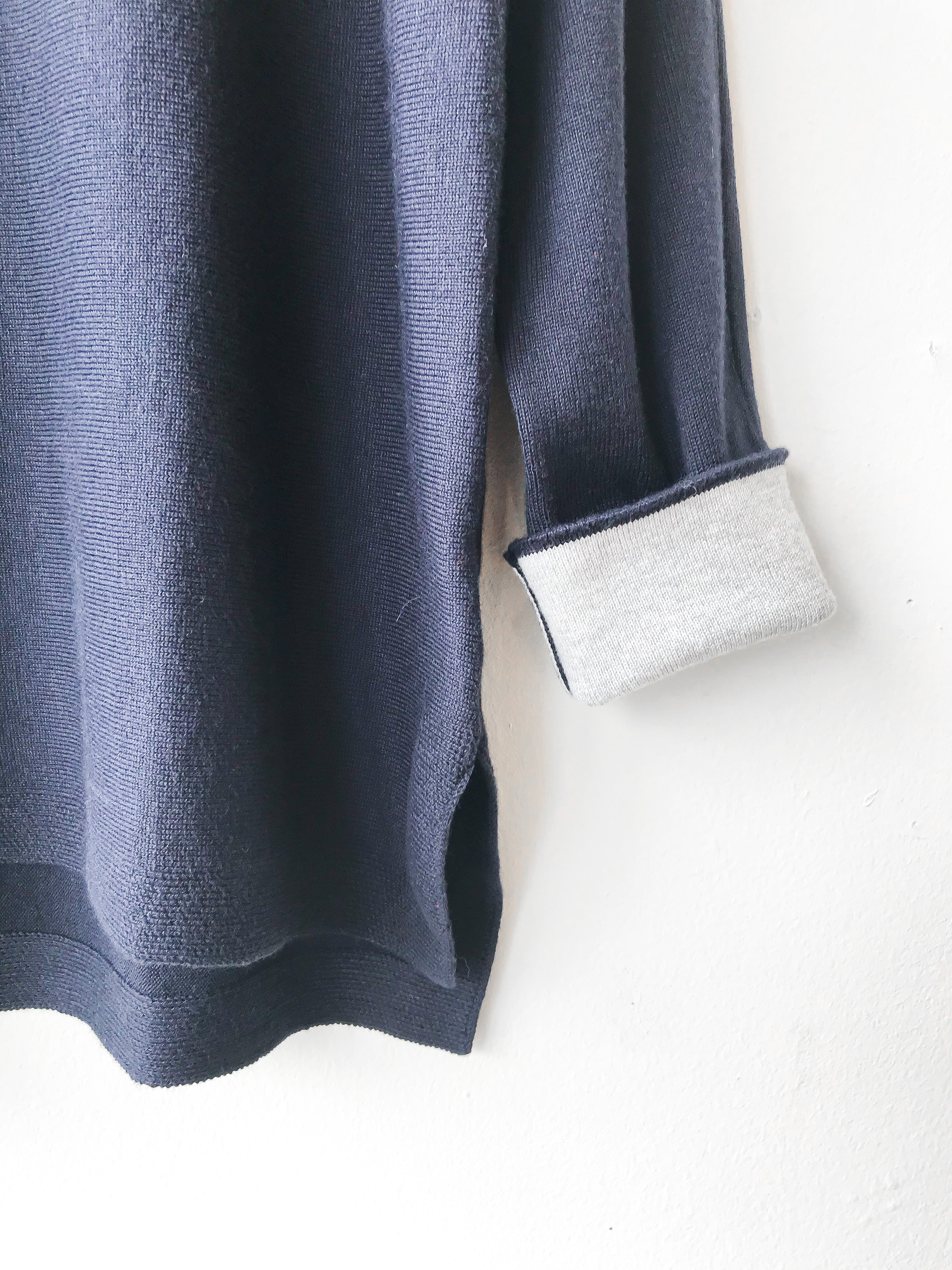 WHITE STUFF | Masterful Jumper - NAVY