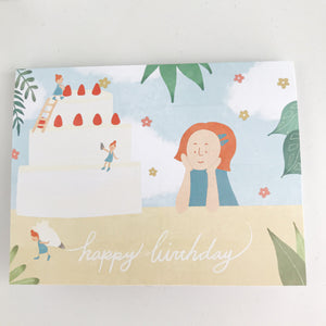 Open image in slideshow, Nao or Never greeting card