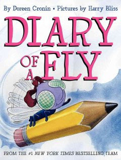 Diary of a Fly Doreen Cronin, Harry Bliss (Illustrator)