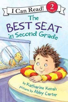 Best Seat in Second Grade (I Can Read Book 2 Series) Kathari