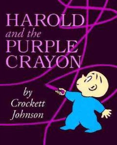 Harold and the Purple Crayon Crockett Johnson, Crockett John