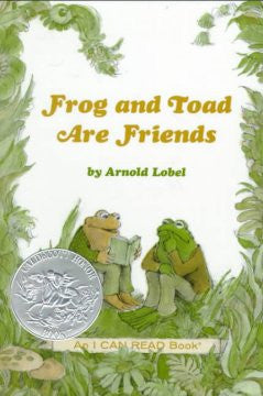Frog and Toad Are Friends (HB)