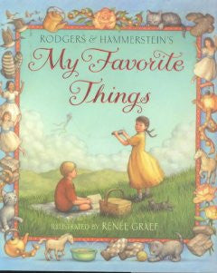 My Favorite Things Richard Rodgers, Oscar Hammerstein Ii, Re