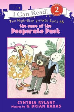 The Case of the Desperate Duck (High-Rise Private Eyes Serie