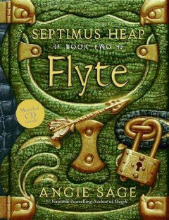 Flyte (Septimus Heap Series #2) Angie Sage, Mark Zug (Illust