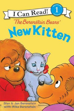 Berenstain Bears' New Kitten, The