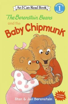 Berenstain Bears and the Baby Chipmunk, The