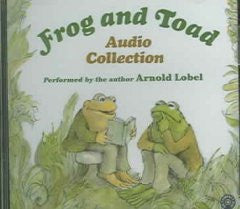 CD-Frog&Toad Together (Audio)