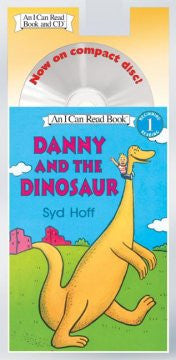 Danny and the Dinosaur (I Can Read Book 1 Series) Syd Hoff,