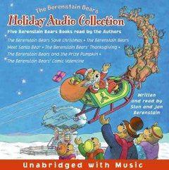CD-The Berenstain Bears Holiday Audio Collection