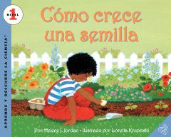 Como crece una semilla (How a Seed Grows) (Let's-Read-and-Fi