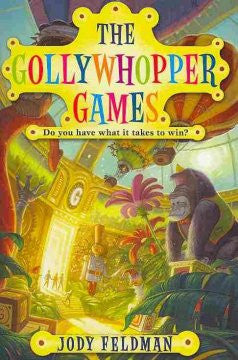 Gollywhopper Games, The - PB