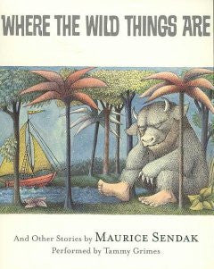 CD-Where the Wild Things Are (Audio)
