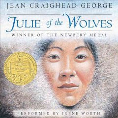 CD - CD-Julie of the Wolves Jean Craighead George, Performed by Iren