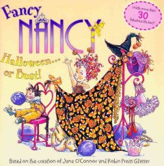 Fancy Nancy: Halloween... Or Bust! Jane O'Connor, Carolyn Br