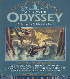 CD-Tales from the Odyssey Audio Collection