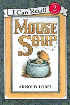 CD - Mouse Soup [I Can Read Series, Level 2] Arnold Lobel, Arnold