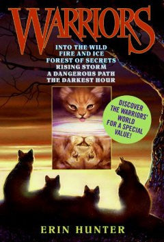 Warriors Box Set: Volumes 1 to 6 Erin Hunter