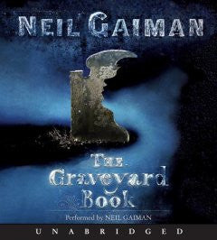 CD - CD-The Graveyard BookCD