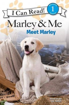 Marley and Me: Meet Marley (I Can Read! Series) Natalie Enge