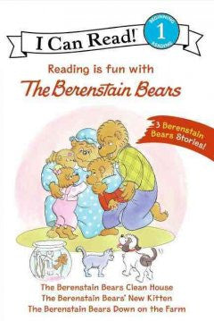 Berenstain Bears I Can Read Collection - Book 1