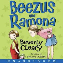 CD - CD-Beezus and Ramona Beverly Cleary, Read by Stockard Channing