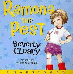 CD - CD-Ramona the Pest