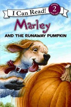 Marley and the Runaway Pumpkin (I Can Read Book 2 Series) Jo