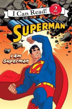 I Am Superman (I Can Read Book 2 Series) Michael Teitelbaum,