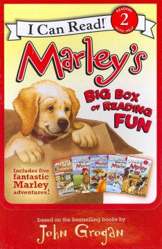 Marley's Big Box of Reading Fun