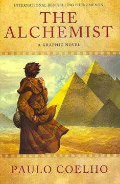 The Alchemist: A Graphic Novel Paulo Coelho