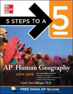 5 Steps to a 5 AP Human Geography, 2014-2015