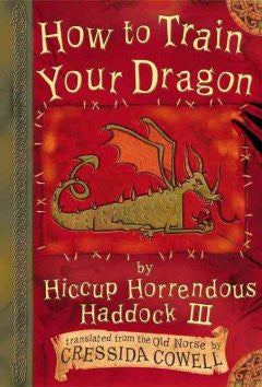 How to Train Your Dragon (How to Train Your Dragon Series #1