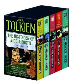 The Histories of Middle-earth Box Set J.R.R. Tolkien