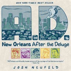 A.D.New Orleans After the Deluge
