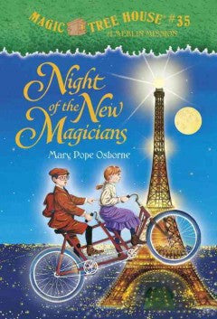Night of the New Magicians (Magic Tree House Series #35) Mar
