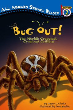 All Aboard Science Reader: Bug Out!