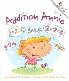 Addition Annie (Revised Edition) David Gisler, Sarah A. Beis