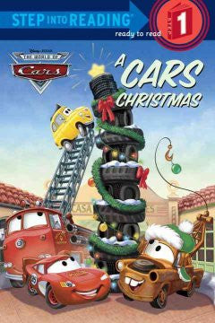 A Cars Christmas RH Disney, Random House Disney Staff