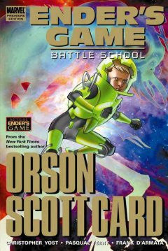 Ender's Game: Battle School Pasqual Ferry (Artist), Christop
