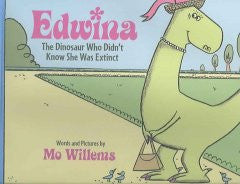 Edwina, the Dinosaur Who Didn't Know She Was Extinct-End of JULY-2013
